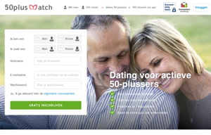 Dating voor 50 plus