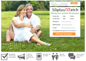 50 plus dating site uk
