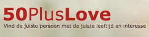 50pluslove logo