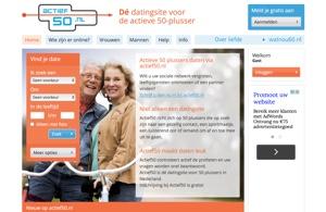 actief50 website