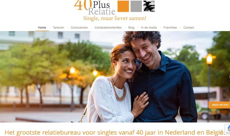 40plusrelatie website